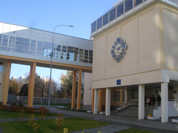 зеленоград фото - Новая школа в 20 микрорайоне.