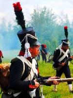 Реконструкция эпизодов войны 1812 года