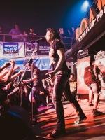 Рок-шоу LOUNA в ночном клубе Полином