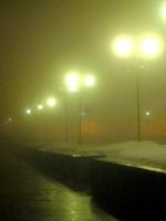 Туман в Зеленограде