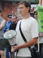 Митинг экологов в Крюково