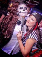 Halloween 2011 в ночном клубе Полином