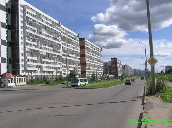 Афиша зеленоград