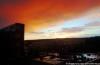 Красное небо над Зеленоградом