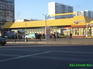 """Торговый центр  """"Столица """" заработает до конца года в 14 микрорайоне Зеленограда, сменив тем самым магазин..."""