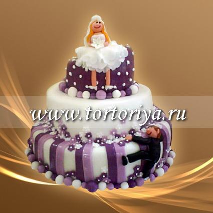 Тортик в духовке рецепт с фото