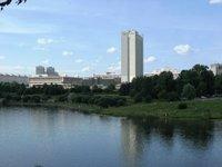 Большой городской пруд