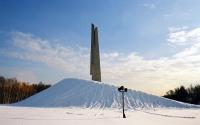 Памятник-монумент Штыки
